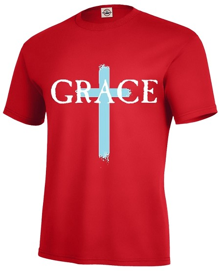 Grace with Cross