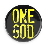 One God Button ------ 2.25