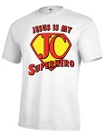 Jesus is My Super Hero great for the kids