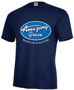 Amazing Grace Christian T-shirts