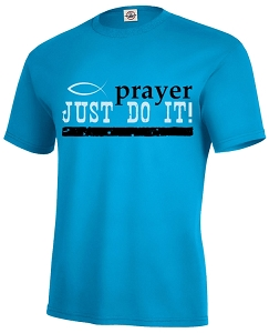 Prayer Just Do It