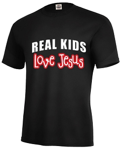 Real Kids Love Jesus