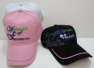 Woman of Faith Hat