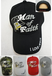Man of Faith Hat