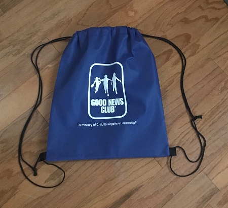 Good News Club Back Pack