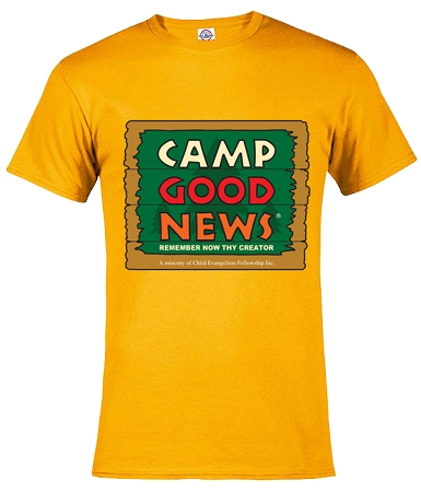 Camp Good News in Gold