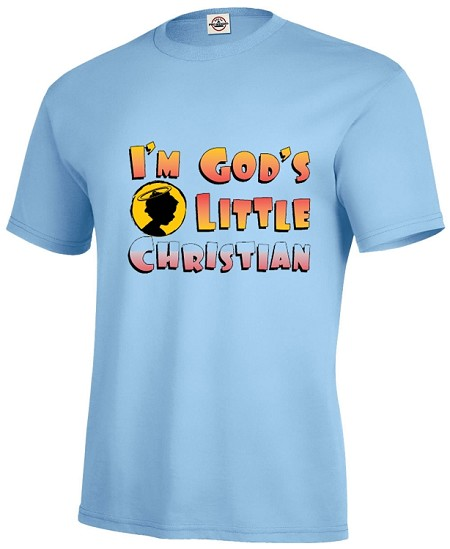 I'm God's Little Christian